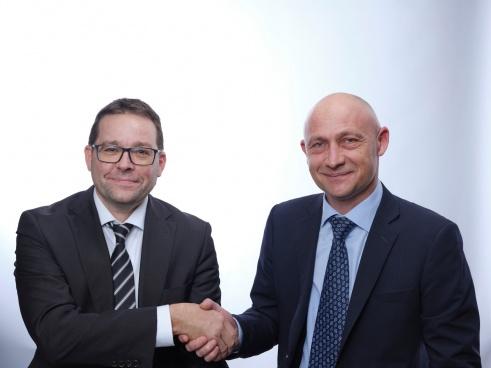 Vincent Eberhard et Stéphane Demierre